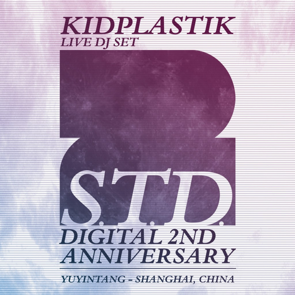 Kidplastik - Live @ YuYinTang