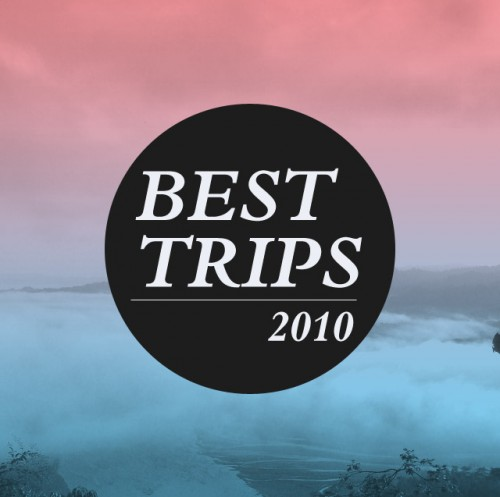Best of 2010: Travel